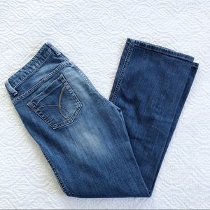 Calvin Klein Ultimate Boot Jeans